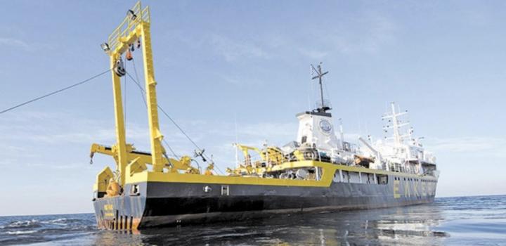 """Ερευνητικό σκάφος αγοράζει η Ελλάδα και το όνομα αυτού """"Καστελόριζο"""""""