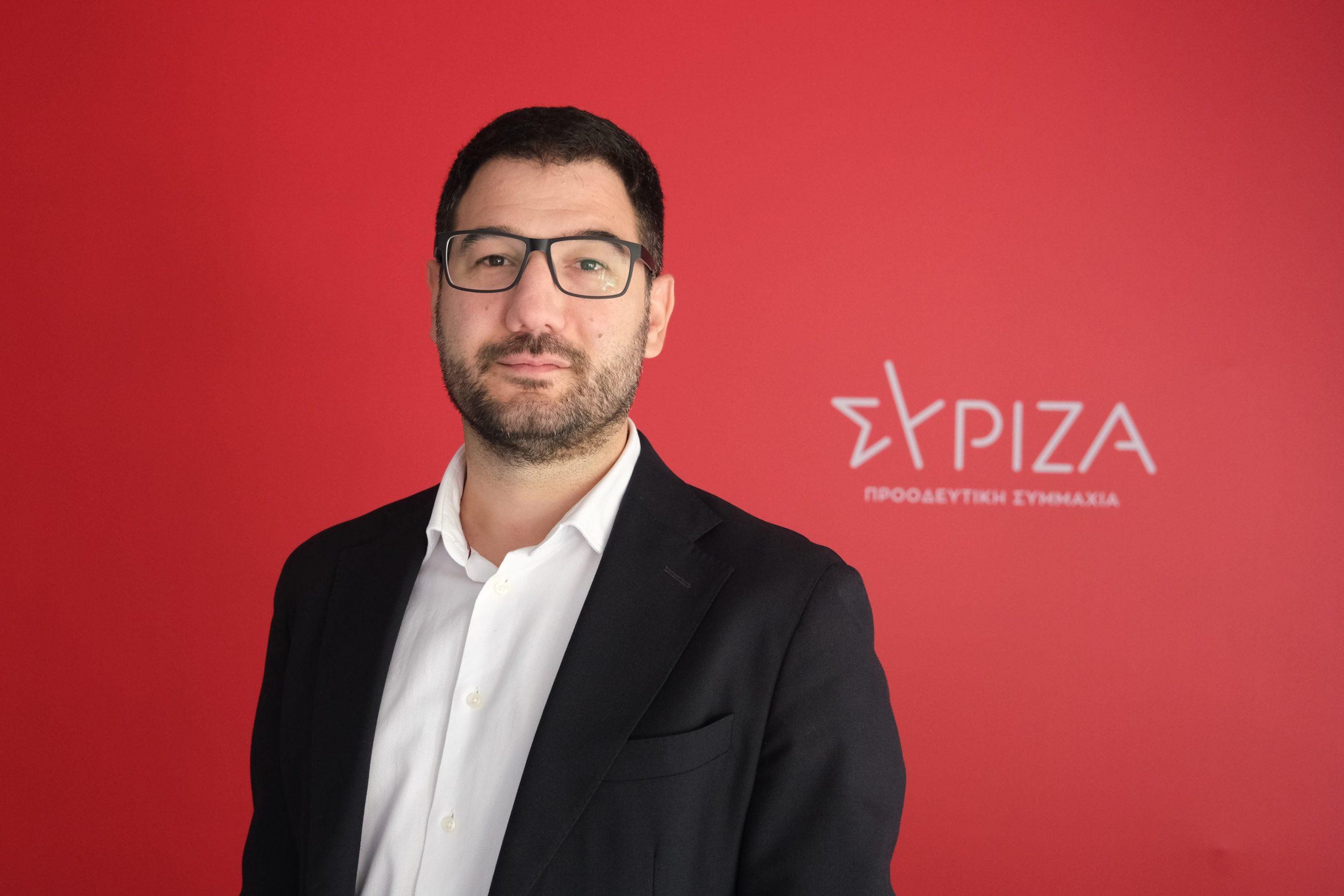 Ν.Ηλιόπουλος: «Εγκληματικές οι ευθύνες της κυβέρνησης απέναντι στην πανδημία – Βρισκόμαστε μπροστά στον κίνδυνο κοινωνικής χρεοκοπίας»
