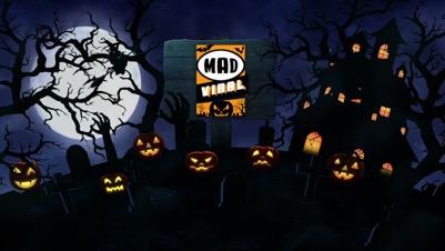 Το πιο spooky «Halloween Weekend» έρχεται στο Mad Viral αποκλειστικά στην πλατφόρμα της Cosmote TV