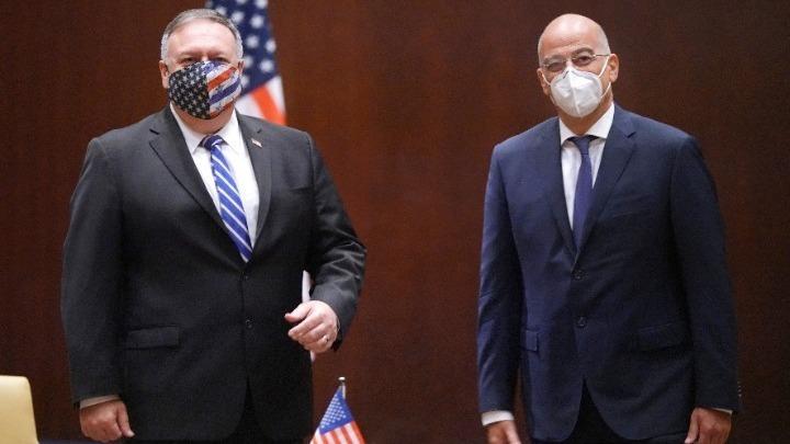 Πομπέο σε Δένδια: Οι ΗΠΑ καταδικάζουν τις μονομερείς ενέργειες Τουρκίας, πυλώνας σταθερότητας η Ελλάδα