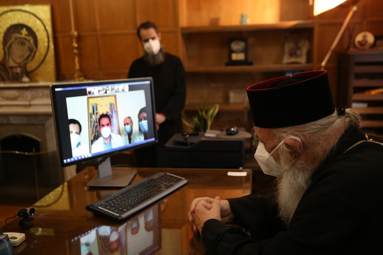 Αρχιεπίσκοπος Ιερώνυμος: Η επιστήμη και η Εκκλησία καλούνται σήμερα σε μια συνεργασία για τον άνθρωπο