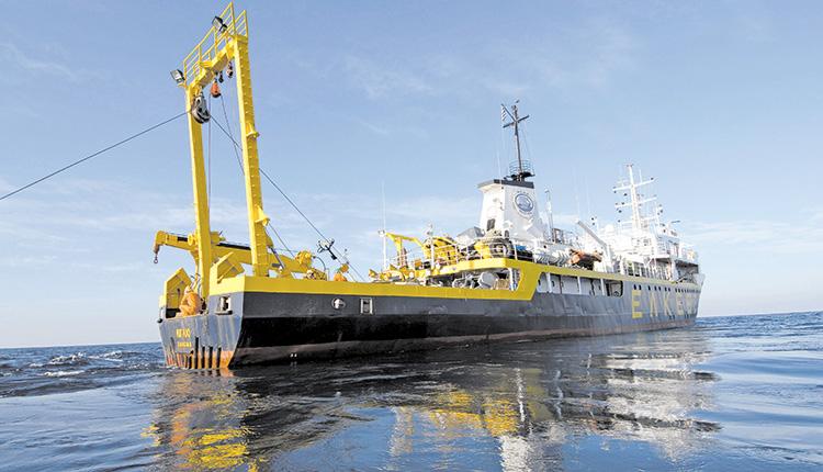 """Ξεκινά η κατασκευή ελληνικού ερευνητικού σκάφους – Εκσυγχρονίζεται το επιστημονικό σκάφος """" Φιλία"""""""