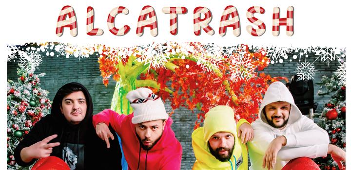 Alcatrash: «Θαύμα Των Χριστουγέννων» – Δείτε το νέο music video