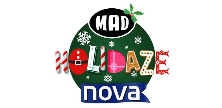 Νέο μουσικό pop up κανάλι από το Mad, αποκλειστικά στη Nova!