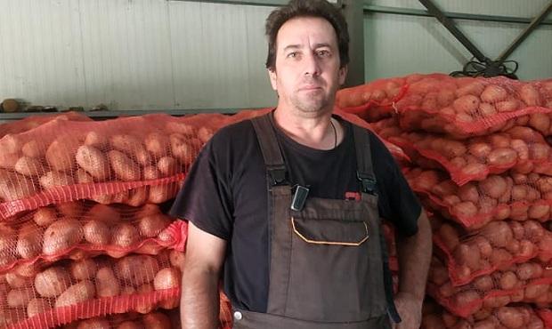 Δέκα τόνοι πατάτας στον Δ. Τρικκαίων από τρικαλινούς παραγωγούς της Καστοριάς