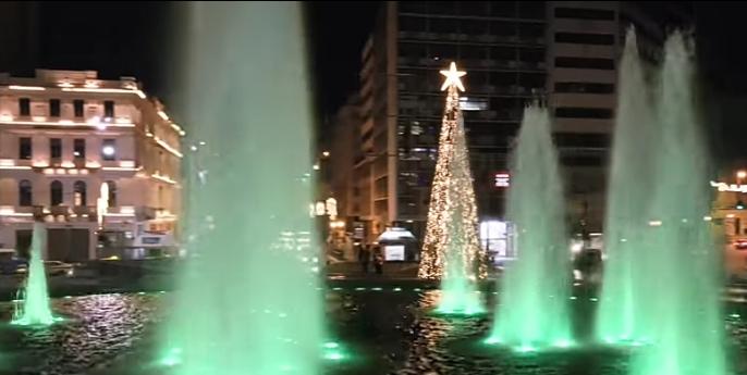 Η Χριστουγεννιάτικη Αθήνα «ταξιδεύει» σε όλο τον κόσμο (video)