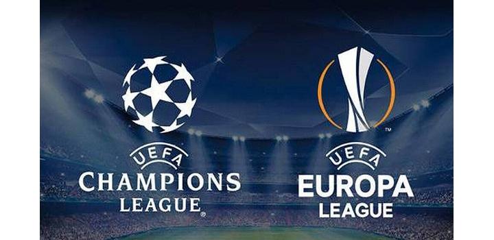 Δυνατό κουπόνι με ευρωπαϊκά πρωταθλήματα, Champions League και Europa League