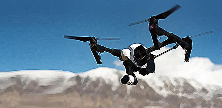 Έξι νέα drones στην ΕΡΤ