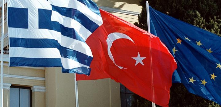 Το τρίγωνο Ελλάδα – Τουρκία – Ευρώπη