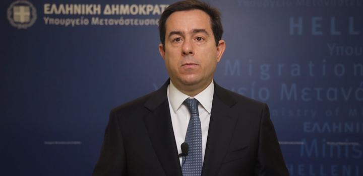 """Νότης Μηταράκης στο """"Π"""": Κρίση στο Αφγανιστάν: Τι κάνει η Ελλάδα, τι πρέπει να κάνει η Ευρώπη"""