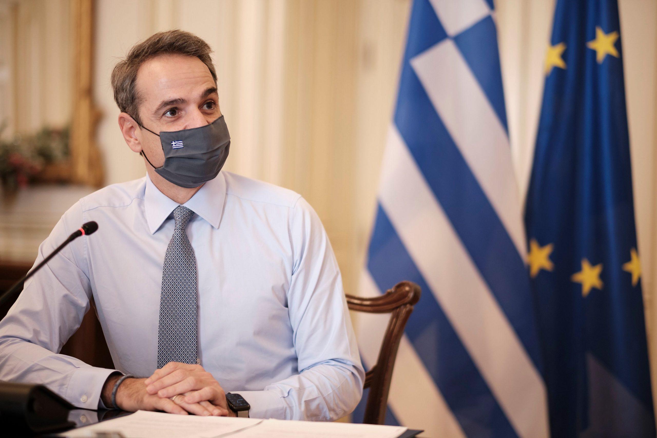 Στη «μέγκενη» η κυβέρνηση – Πανδημία, οικονομία και Ελληνοτουρκικά, ο εφιάλτης του Μητσοτάκη