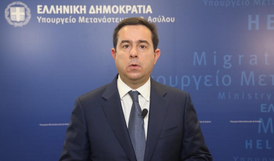 Ν. Μηταράκης: «Μετά τις εξελίξεις στο Αφγανιστάν, πρέπει να αποφευχθεί μία νέα μεταναστευτική κρίση»