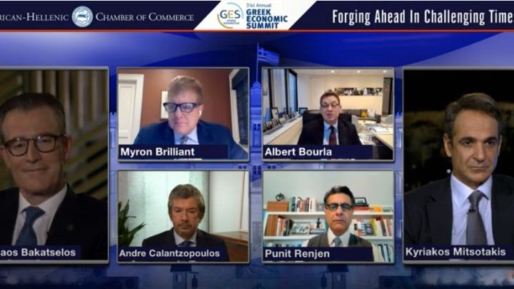 Κυρ. Μητσοτάκης: Πρόθεση να προχωρήσουν οι μεταρρυθμίσεις παρά την πανδημία – Η Ελλάδα θα είναι ένας από τους νικητές