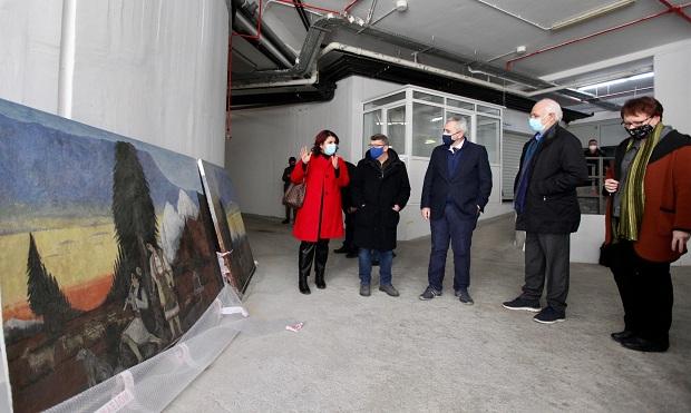 Μάξιμος Χαρακόπουλος: Φωτεινή μέρα για τη Λάρισα ο επαναπατρισμός των τοιχογραφιών Παντόλφη!