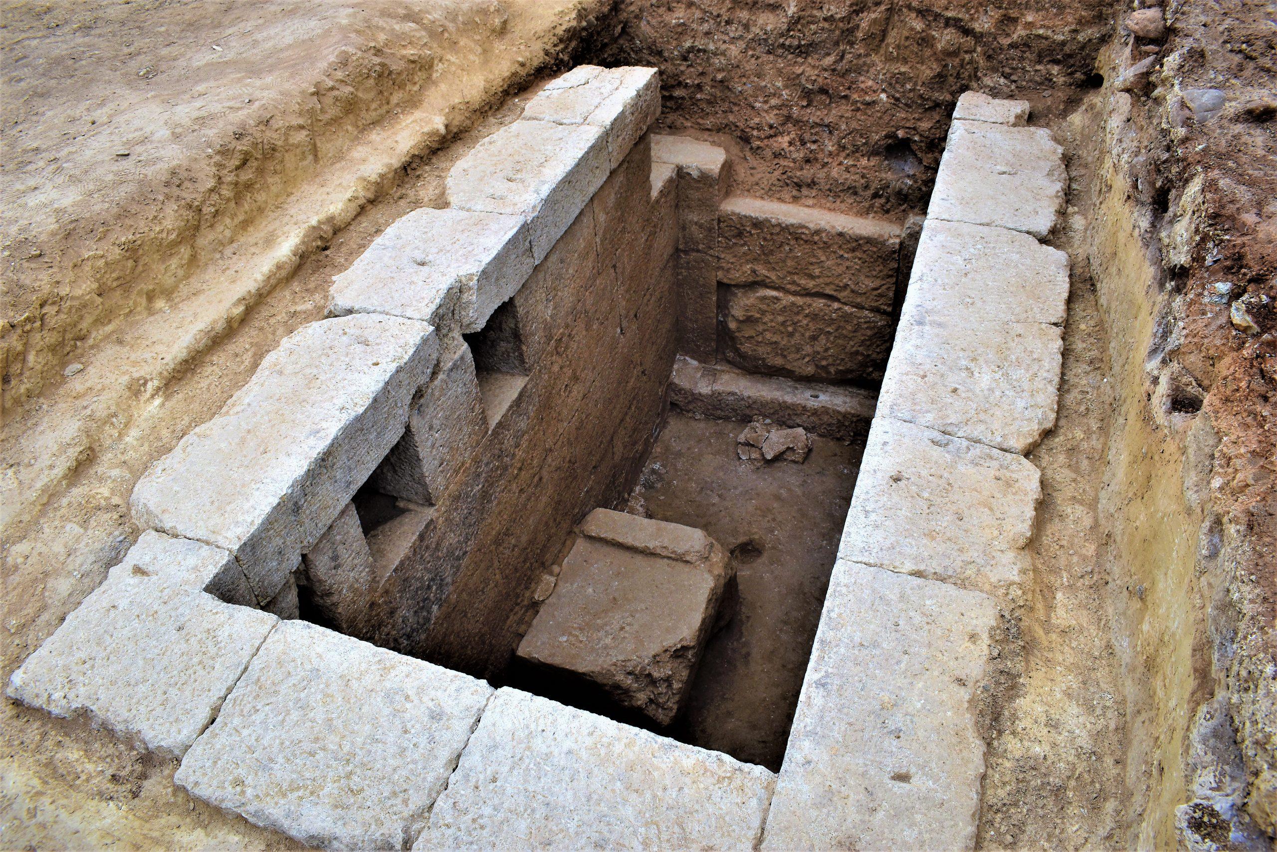 Κιλκίς: Στο «φως» τα μυστικά του ταφικού τύμβου Μεσιά στη χώρα της αρχαίας Ευρωπού – Επιφανούς πολίτη του 3ου αιώνα π.Χ.