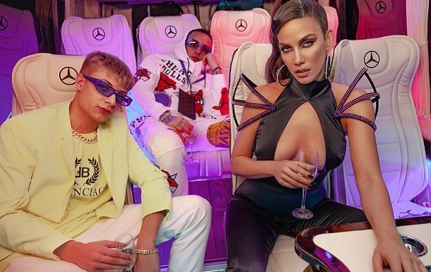 """Dj Stephan, Κατερίνα Στικούδη & Lil Pop στα hot trends του YouTube με το νέο τους βίντεο κλιπ """"All In"""""""