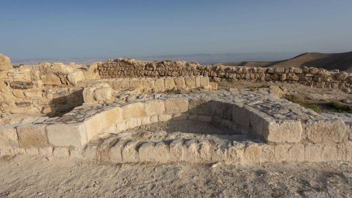 Αρχαιολόγοι: Βρέθηκε η πίστα χορού όπου η Σαλώμη ζήτησε το κεφάλι του Ιωάννη του Βαπτιστή (φωτο)