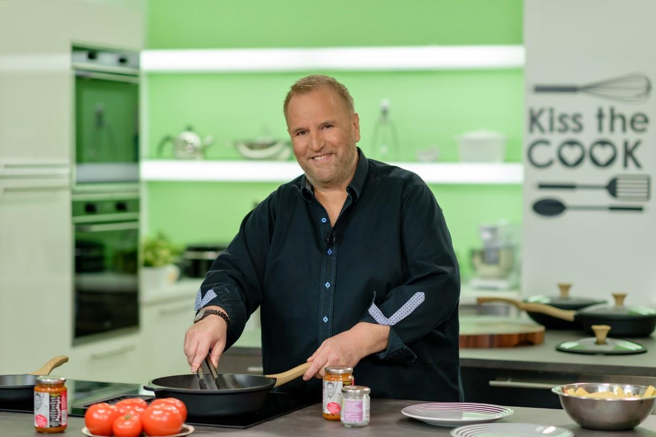 «Κάθε Μέρα Chef με τον Βαγγέλη Δρίσκα»: Πρωτότυπη μακαρονάδα φούρνου cheeseburger