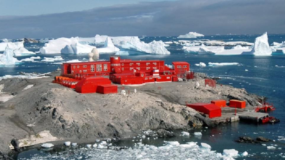 Covid-19 και στην Ανταρκτική!