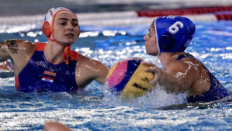 Αντίο στο όνειρο των Ολυμπιακών Αγώνων είπε η εθνική πόλο γυναικών