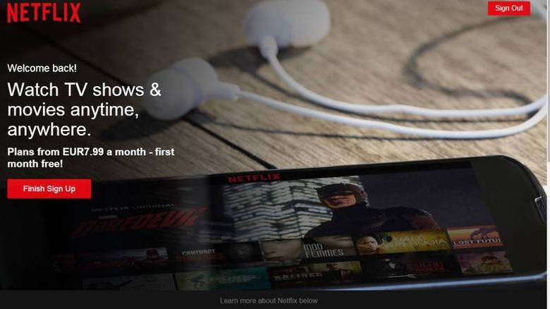Nέες παραγωγές και κονδύλια από το Netflix