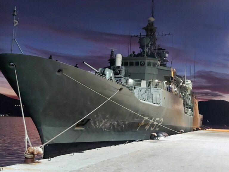 Ανοιχτό το ενδεχόμενο εγκατάστασης όπλων laser σε φρεγάτες, άφησε ο Παναγιωτόπουλος