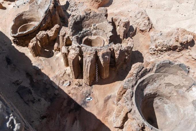 Αίγυπτος: Ανακαλύφθηκε το αρχαιότερο ζυθοποιείο βιομηχανικής κλίμακας στον κόσμο