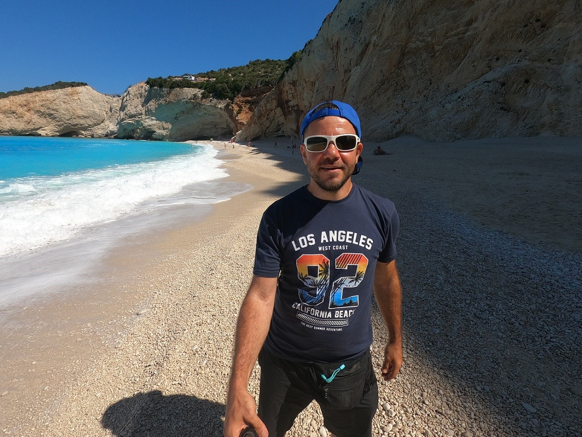 HAPPY TRAVELLER: Λευκάδα, Μέρος Α'
