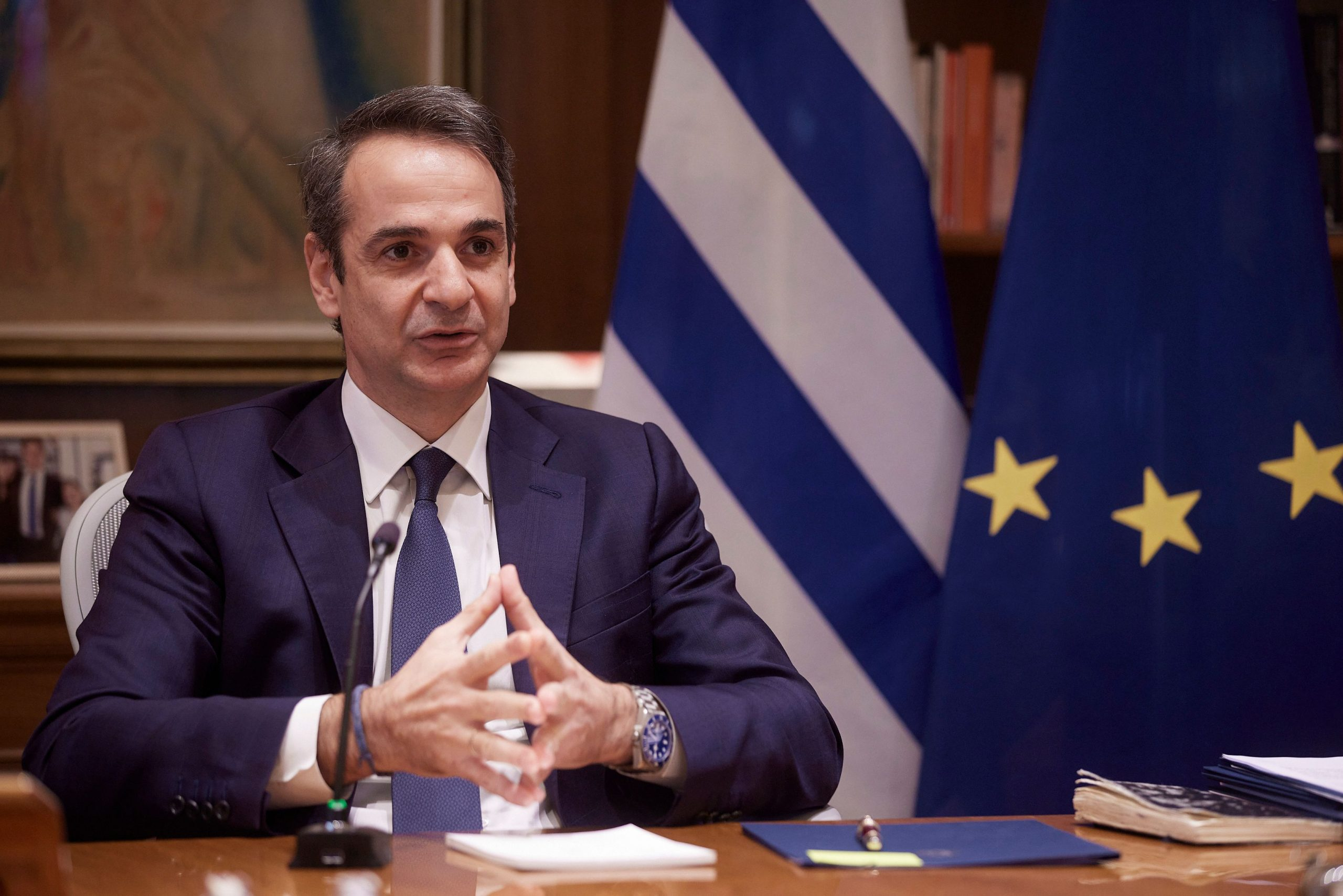 Κυρ. Μητσοτάκης: Επενδύσαμε στις υποδομές του ΕΣΥ και τα πήγαμε καλύτερα εν συγκρίσει με κράτη πλουσιότερα από το δικό μας