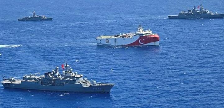 FAZ: «Δεν φταίει μόνο η Τουρκία» στο Αιγαίο