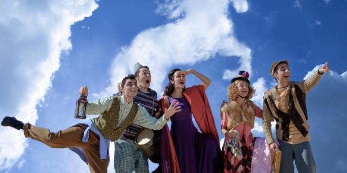 «O Γυάλινος κόσμος» και το «Πιστεύω στους μονόκερους» ζωντανά από τις Σκηνές του Εθνικού Θεάτρου