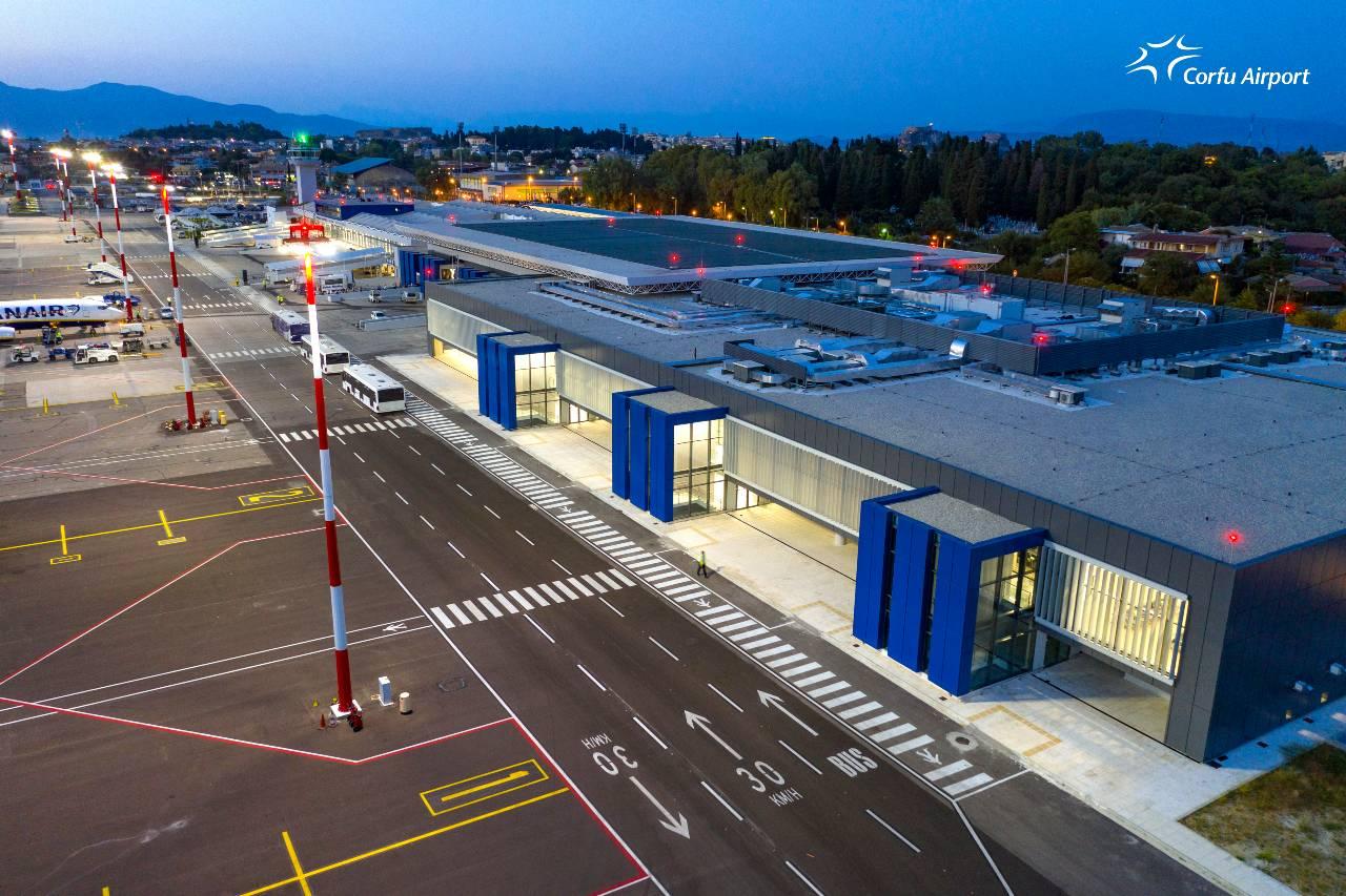 Fraport Greece: Πιστοποίηση 14 αεροδρομίων από τον Διεθνή Οργανισμό Αεροδρομίων | The 14 Fraport Greece Airports Accredited by ACI World