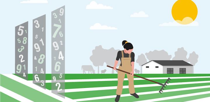 Απογραφή Γεωργίας-Κτηνοτροφίας 2021: ΠΡΟΣΚΛΗΣΗ ΔΗΛΩΣΗΣ ΣΥΜΜΕΤΟΧΗΣ ΑΠΟΓΡΑΦΕΩΝ