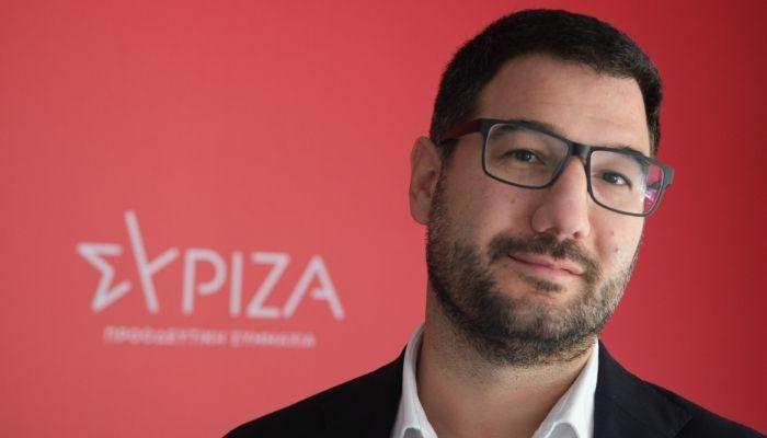 Ν. Ηλιόπουλος: «Αύξηση κατώτατου μισθού και μείωση ειδικών φόρων κατανάλωσης, τα ουσιαστικά μέτρα για την ακρίβεια – Χωρίς σχέδιο η κυβέρνηση»