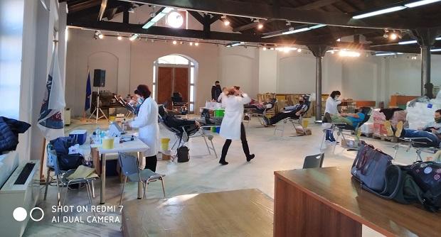 Εθελοντικές Αιμοδοσίες διοργανώνονται την Πέμπτη 4 Μαρτίου και το Σάββατο 6 Μαρτίου σε 5 πόλεις της Στερεάς Ελλάδας και την Κυριακή 7 Μαρτίου στη Θεσσαλονίκη