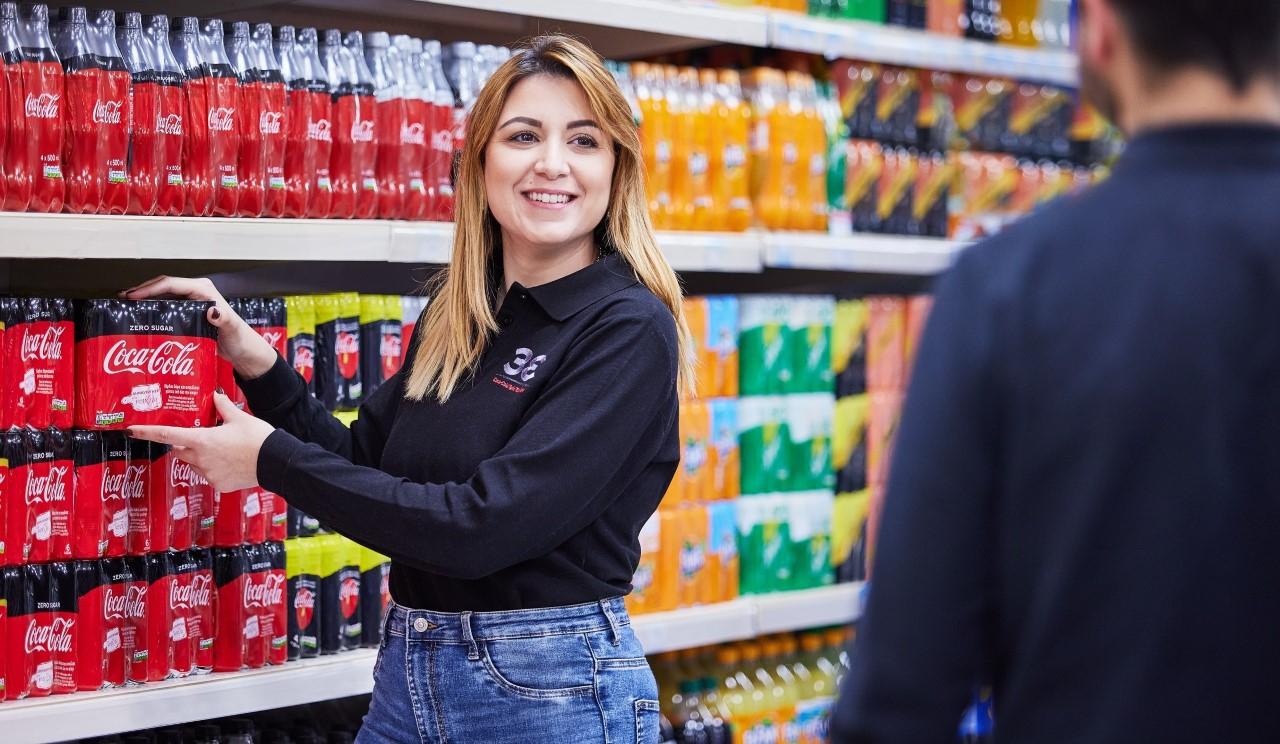 Coca-Cola Τρία Έψιλον: Νέα δομή πωλήσεων για τη νέα εποχή της αγοράς