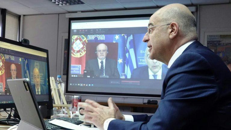 Γιατί ακυρώθηκε η συνάντηση του Ν. Δένδια με τον πρόεδρο της Ουκρανίας;