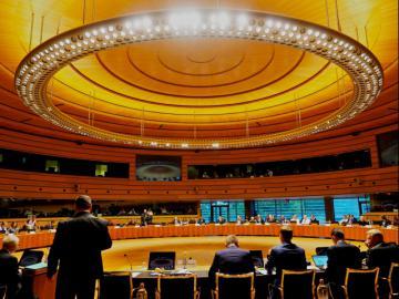 Ο Χρ. Σταϊκούρας παρουσίασε στο Ecofin τις 13 βασικές μεταρρυθμίσεις και επενδύσεις του Εθνικού Σχεδίου Ανάκαμψης