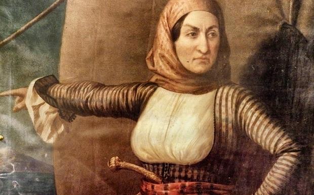 Η Μπουμπουλίνα δεν φορούσε Prada (II) – Του Ν. Στραβελάκη