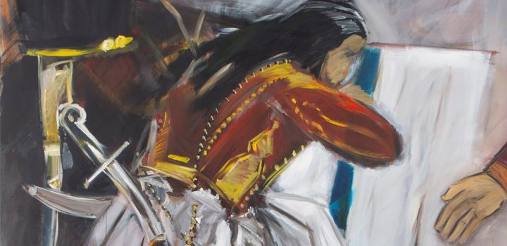 ΄Έκθεση ζωγραφικής Β. Τζερμιά στο Πολεμικό Μουσείο – Σάββατο 20 Μαρτίου 2021