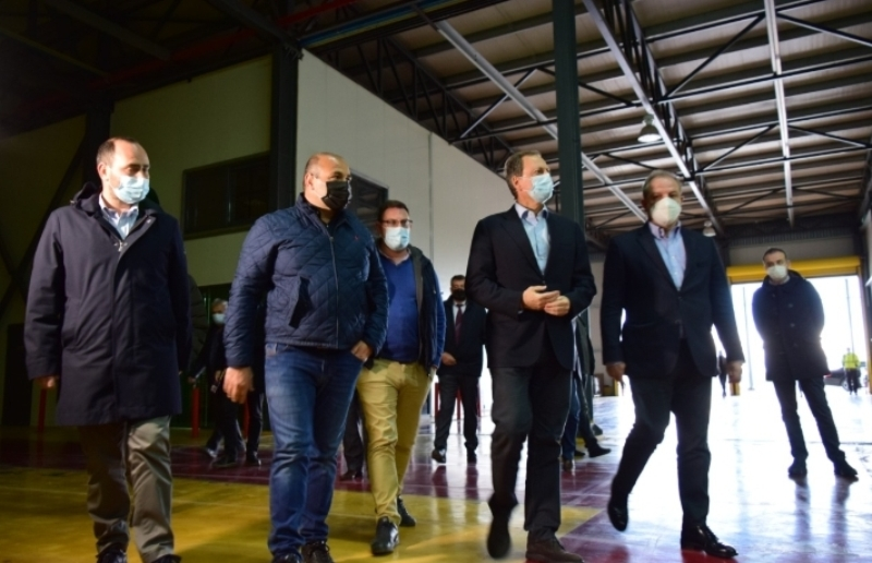 Σπ. Λιβανός: Ενισχύσεις «De minimis» 8,5 εκατ. ευρώ στους ροδακινοπαραγωγούς