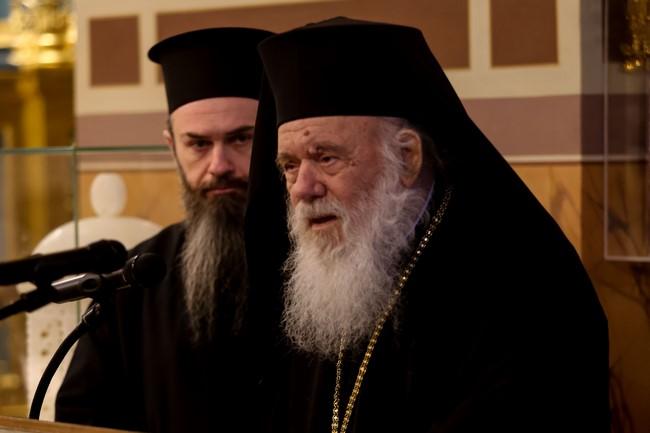 Αρχιεπίσκοπος Ιερώνυμος: Να αγωνιζόμαστε, όπως μας έμαθε ο Άγιος Γρηγόριος ο 5ος
