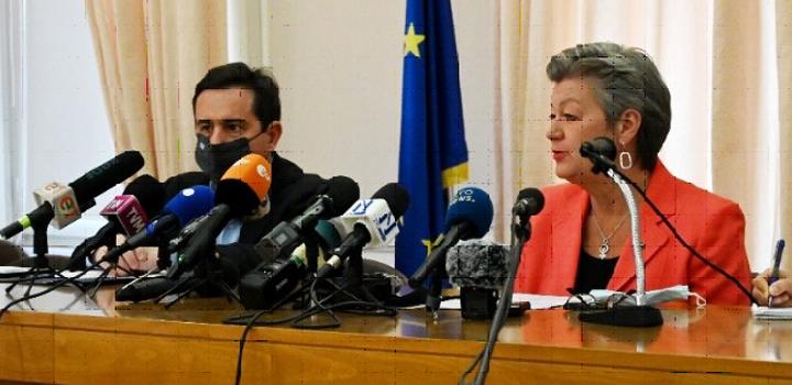 Δυο τρεις προτάσεις εξανθρωπισμού, του νέου συμφώνου μετανάστευσης