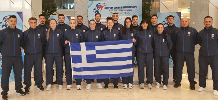 ΤΑΕΚΒΟΝΤΟ: Μια ομάδα νικήτρια, ολοκλήρωσε τις υποχρεώσεις της στο Ευρωπαϊκό Πρωτάθλημα