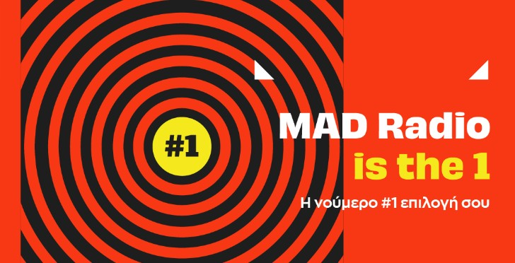 MAD Radio is the 1!