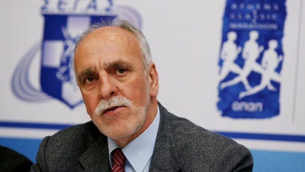 Έφυγε απο τη ζωή ο επί σειρά ετών πρόεδρος του ΣΕΓΑΣ Βασίλης Σεβαστής