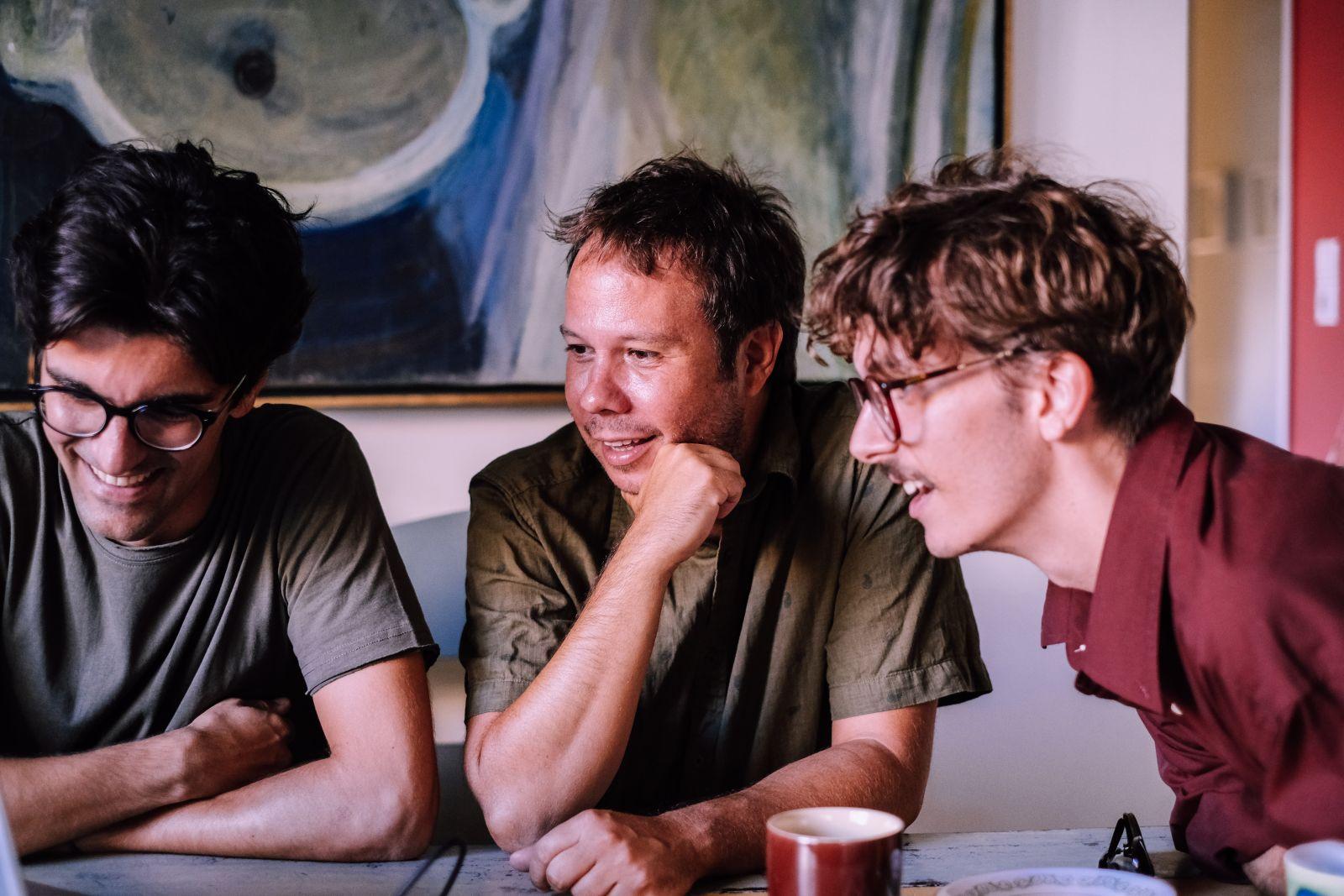 Spiral Trio σε online streaming από το Half Note – Πρεμιέρα Σάββατο 3/4