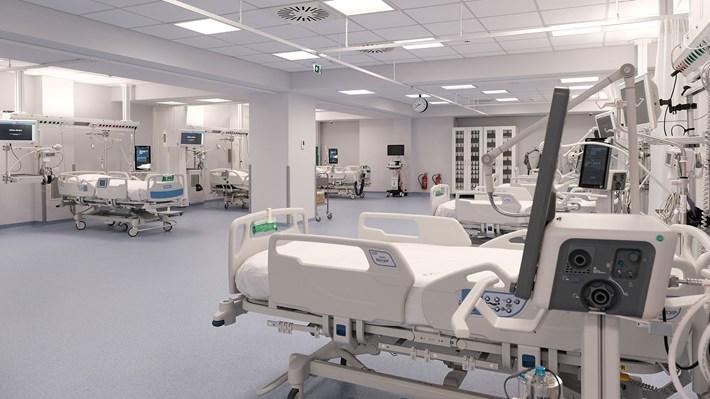 Ίδρυμα Σταύρος Νιάρχος: Παραδόθηκαν οι χώροι για 145 νέες κλίνες ΜΕΘ και ΜΑΦ σε 15 νοσοκομεία