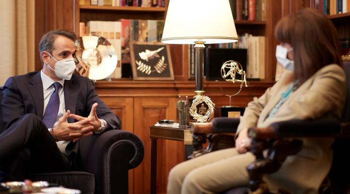 Κυρ. Μητσοτάκης: Το Εθνικό Σχέδιο Ανάκαμψης έχει τη δυνατότητα να αναδιατάξει πλήρως το παραγωγικό μοντέλο της χώρας