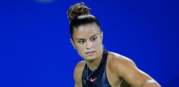 Η Μ. Σάκκαρη ηττήθηκε στον τελικό τηςΟστράβα